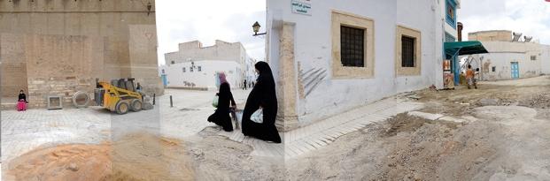 IOSIF KIRALY Reconstruction_Kairouan_2